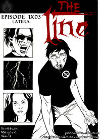 TheLine 1x03 cover