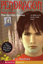 The Quillan Games Cover