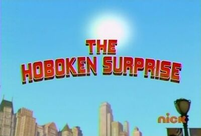 The Hoboken Surprise Titlecard