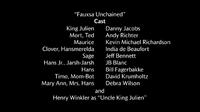 Fauxsa Unchained voice cast