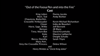Out of the Foosa Pen and into the Fire voice cast
