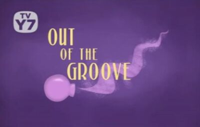 Out of the groove