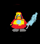 File:Club Penguin Iron Man Penguin with Lightsaber.png