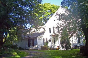Steepletop main house, Austerlitz, NY