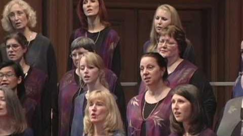 Peninsula Women's Chorus Cape Breton Lullaby