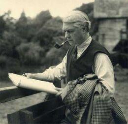 John Drinkwater, reading