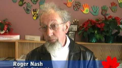 Sudbury News - Roger Nash named Sudbury's poet laureate