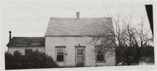 AldenNowlan's home, Stanley, NS