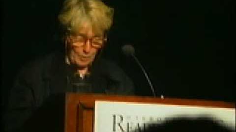 "Poet Fanny Howe reads ""Veteran"" from Selected Poems"