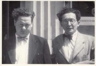 Dylan Thomas & Oscar Williams