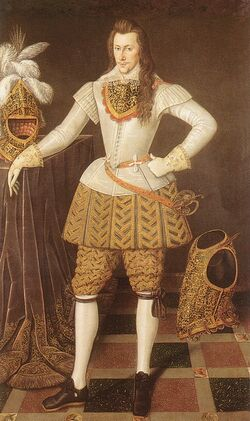 Henry Wriothesley, 3rd Earl of Southampton (3772864875)