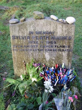 Plath Grave 2