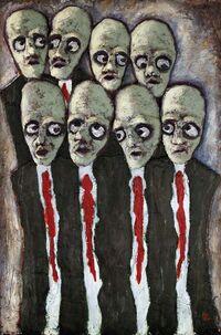 Hollow men 6sm