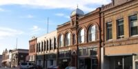 Guthrie, Oklahoma, USA