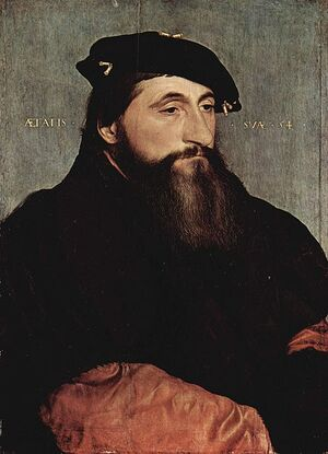 Antoine by Hans Holbein the Younger, 1543