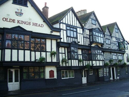 Old King's Head