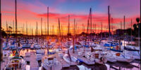 Marina del Rey, California, USA