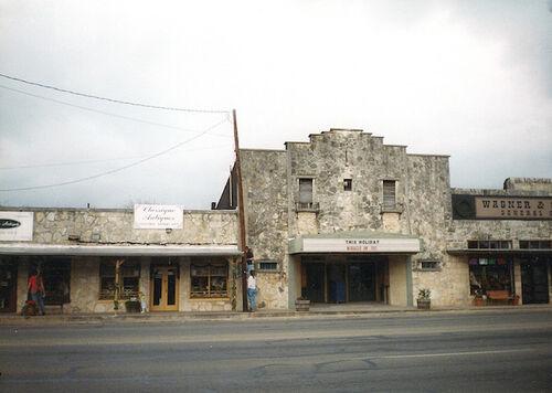 Blanco Theater