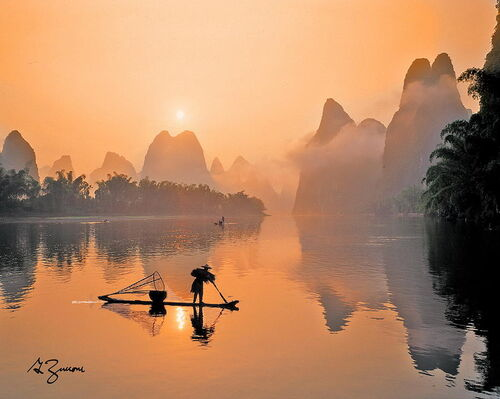 Fisherman-guilin-china-george-zucconi