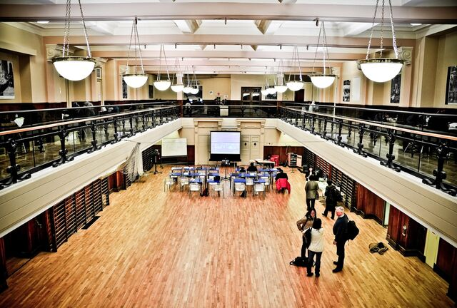 File:University of Westminster, Regent CampusTour - The Gymnasium.jpg
