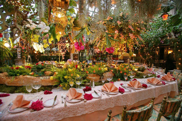 File:Gorgeous wedding in a garden in Nice.jpg