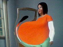 Eshana Lewis Big Fat Belly-1479927387