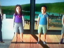 Sophia Ranjan and Adil Ranjan
