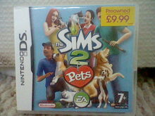 DS The Sims 2 Pets