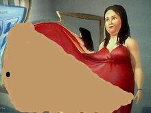 Bella Goth Big Fat Belly-1479885195