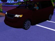 Sims Car-1