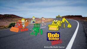 Bob the Builder Bobsville Build Game