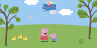 Peppa and George Stories