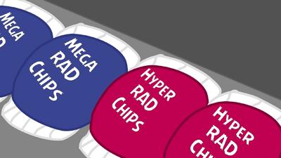Hyper Rad Chips