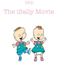 The iSally Movie Bejewelled Edition DVD Cover Art