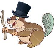 Nurse beaver in peppa pig