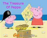 The Treasure Of Peppa Poster