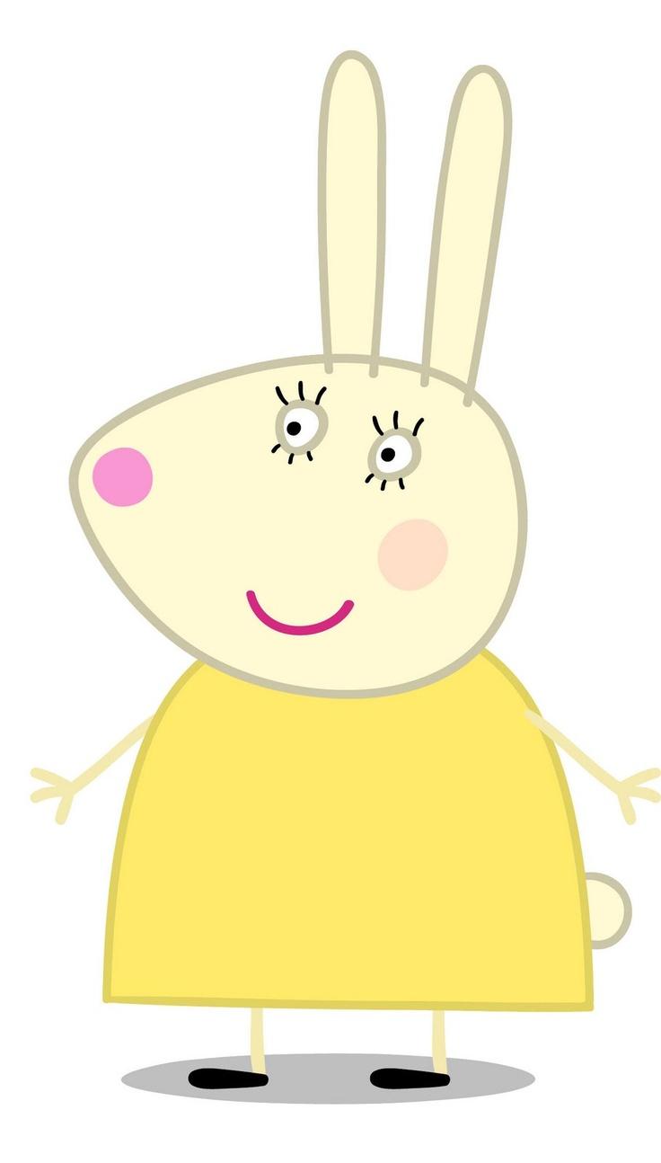 Image - Miss rabbit.jpg | Peppa Pig Wiki | FANDOM powered ...
