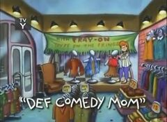 Def Comedy Mom