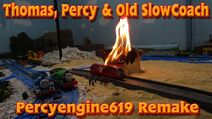Tomy Thomas, Percy, and Old Slowcoach Thumbnail