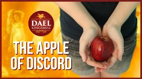 The Apple of Discord and the Judgment of Paris Mythology w Dael Kingsmill