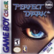 PerfectDarkGBC US Cover
