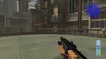PDZ DEF-12 Shotgun in-game