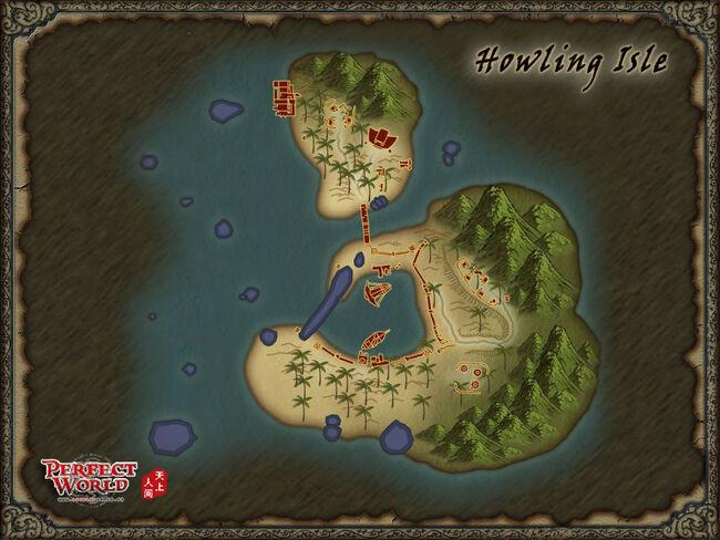 Howling Isle