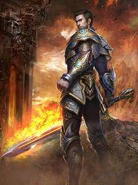 Light Emperor Alexander War Avatar