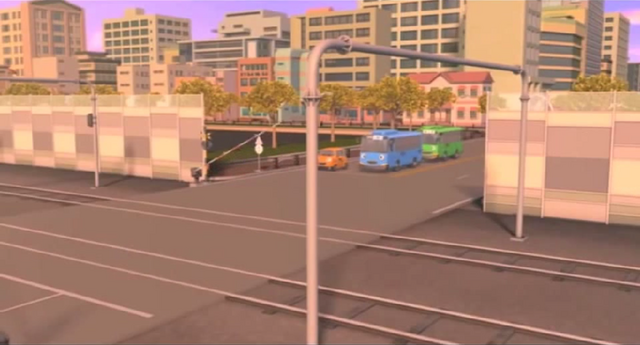 File:Railroad Crossing on Tayo the Little Bus Cartoon(Good Friends) 10.png