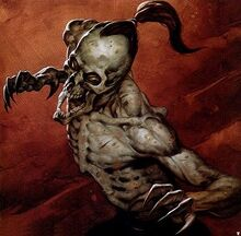 Zombie By Gerald Brom