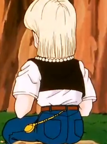 File:Android 18 sitting.png
