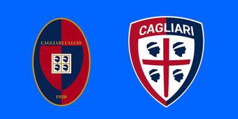 Cagliari Calcio (logo comparison)