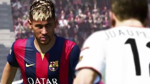 PES 2015 - Gameplay Trailer (PS4 Xbox One)