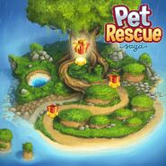 Pet Island rainy promo pic